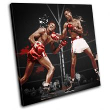 Sugar Ray Robinson Boxing Sports - 13-2204(00B)-SG11-LO